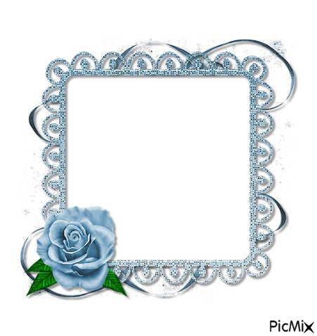 LA BLUE ROSE ♬ - PicMix